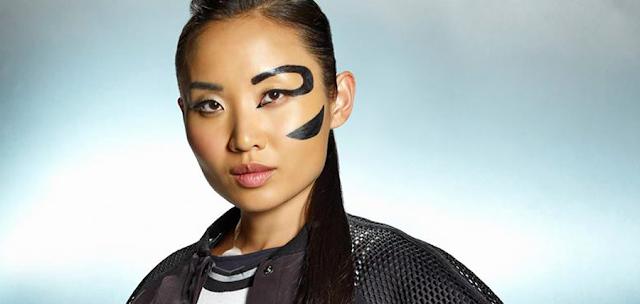 Li Jun Li în rolul Akeela din serialul Minority Report