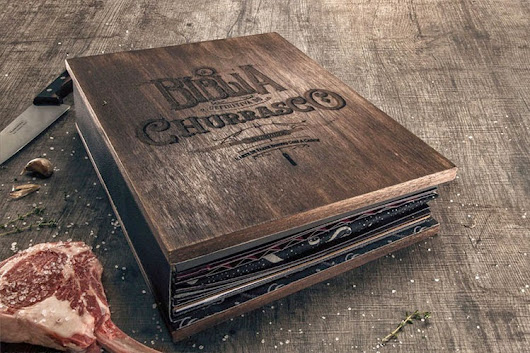 """THE BIBLE OF BARBECUE"" - POR JWT BRAZIL"