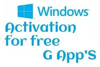Activate your windows 8 or 8.1 for for free!!!