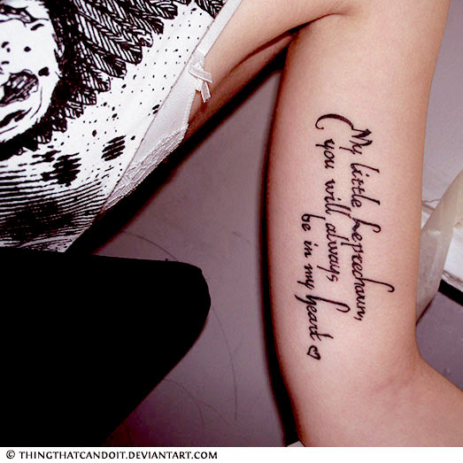 Tatuagens Femininas Tatuagens Femininas No Braço Delicadas