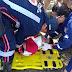Carro capota na PE-160 e deixa uma pessoa ferida