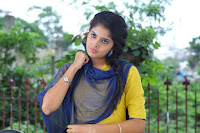 Actress Sravya Latest Glamorous Photo HeyAndhra