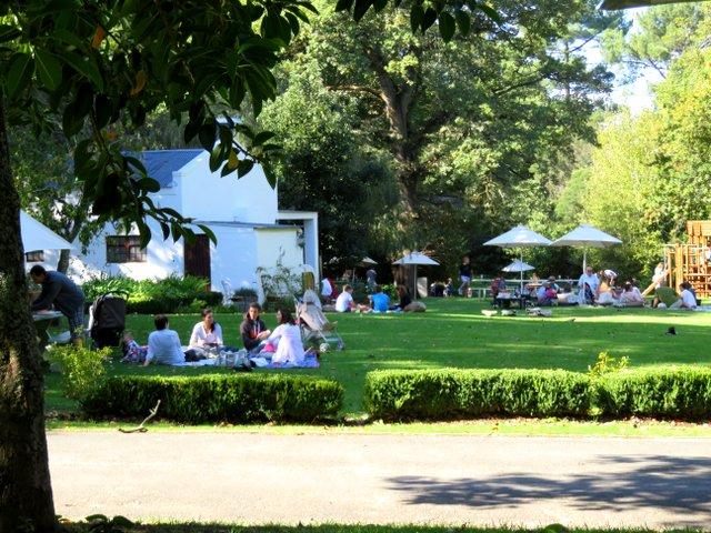 Zorgvliet picnic area