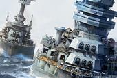 World of Warships Blitz: Naval War MMO v1.3.4 Mod Apk Terbaru