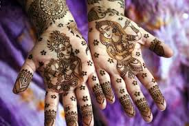Lord Krishna Mehndi Designs