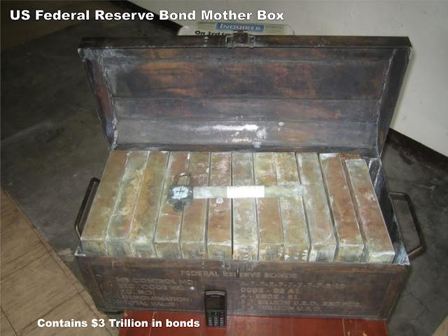 Digital bearer bonds