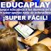 EDUCAPLAY, Diseña juegos educativos a tu alumnos en minutos.