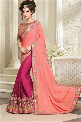 Latest-unique-indian-designer-bridal-saree-collection-for-brides-5