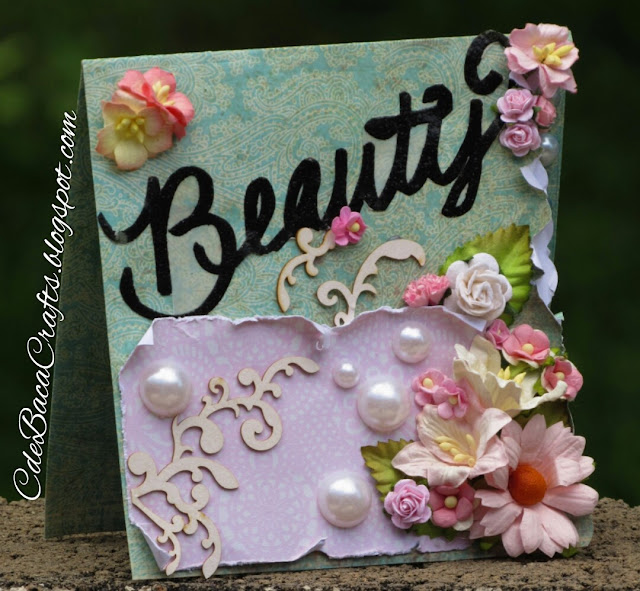 Beauty Pink and Blue_CdeBacaCraftsCard