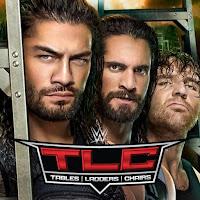 WWE TLC POSTER 2017