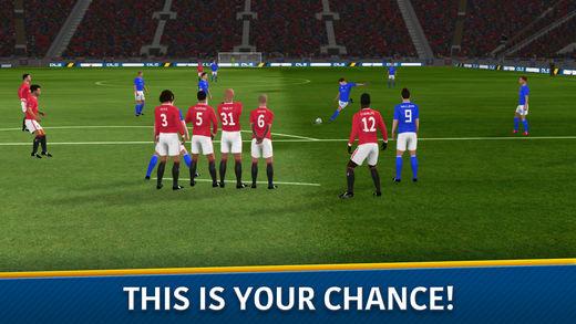 تحميل لعبة dream league soccer للكمبيوتر وللاندرويد والايفون