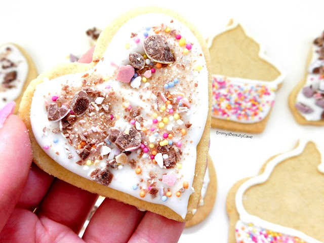 Easy Sugar Biscuits Recipe