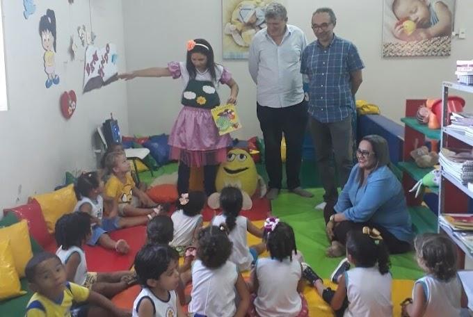 Macaíba: Gestão da Educação visita e dialoga com escolas municipais