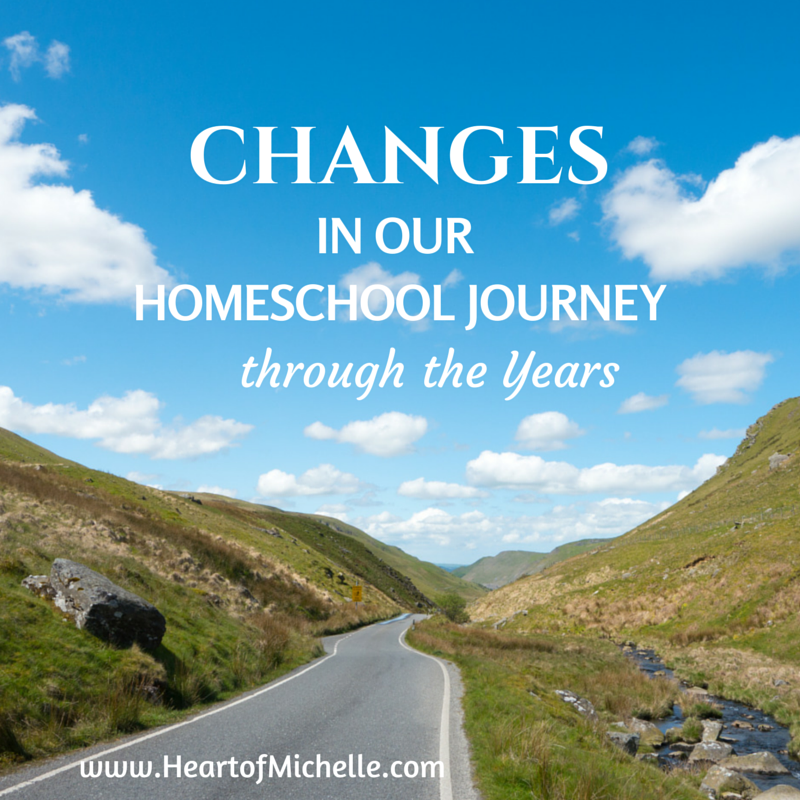 One mom shares the many detours in her homeschool journey.