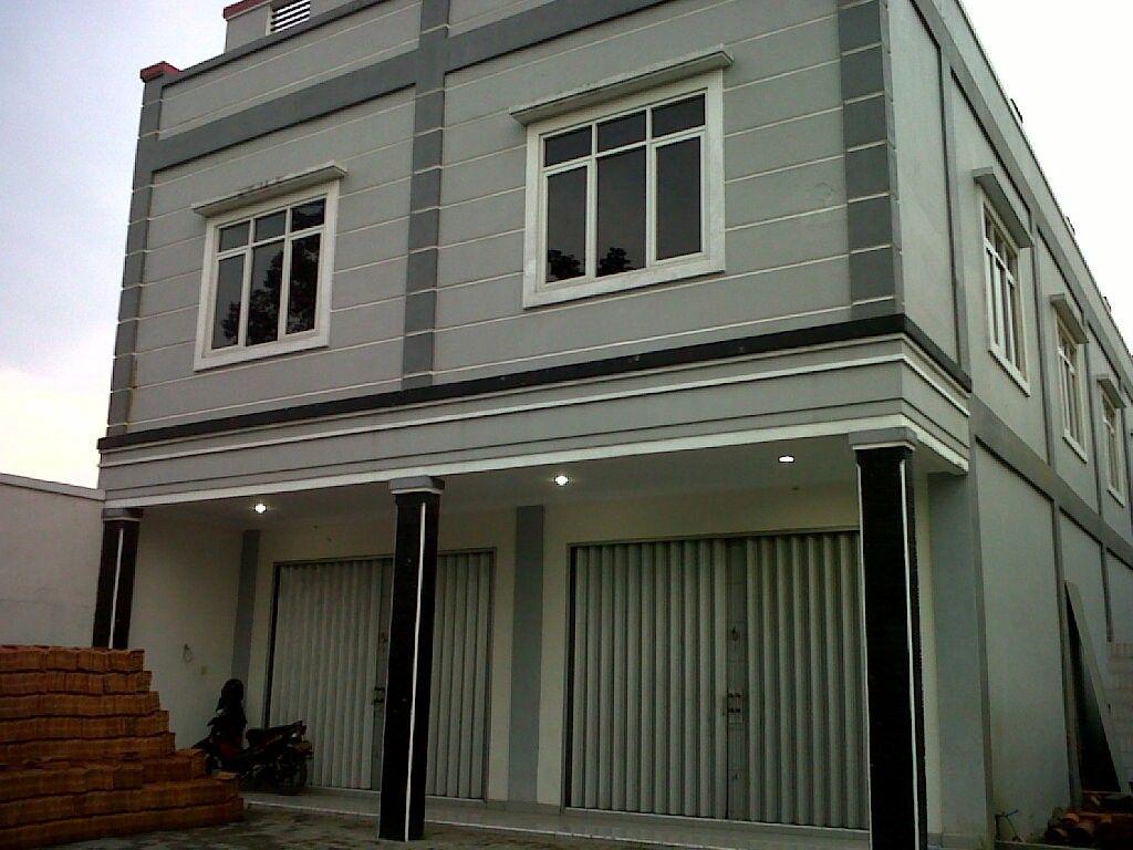 desain rumah ruko minimalis