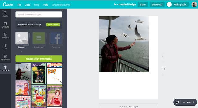 Tips Ngeblog Cara Paling Simpel dan Instan Bikin Benner untuk Blog