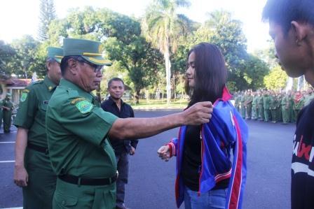 Waduh,.. Kok Tega Ya! Plt Bupati Subang Bekali Atlit Muaythai di PON XIX Jabar Rp 45 Ribu Per Orang