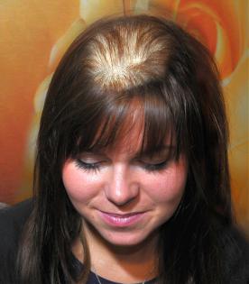 fryzury na wypadajace wlosy