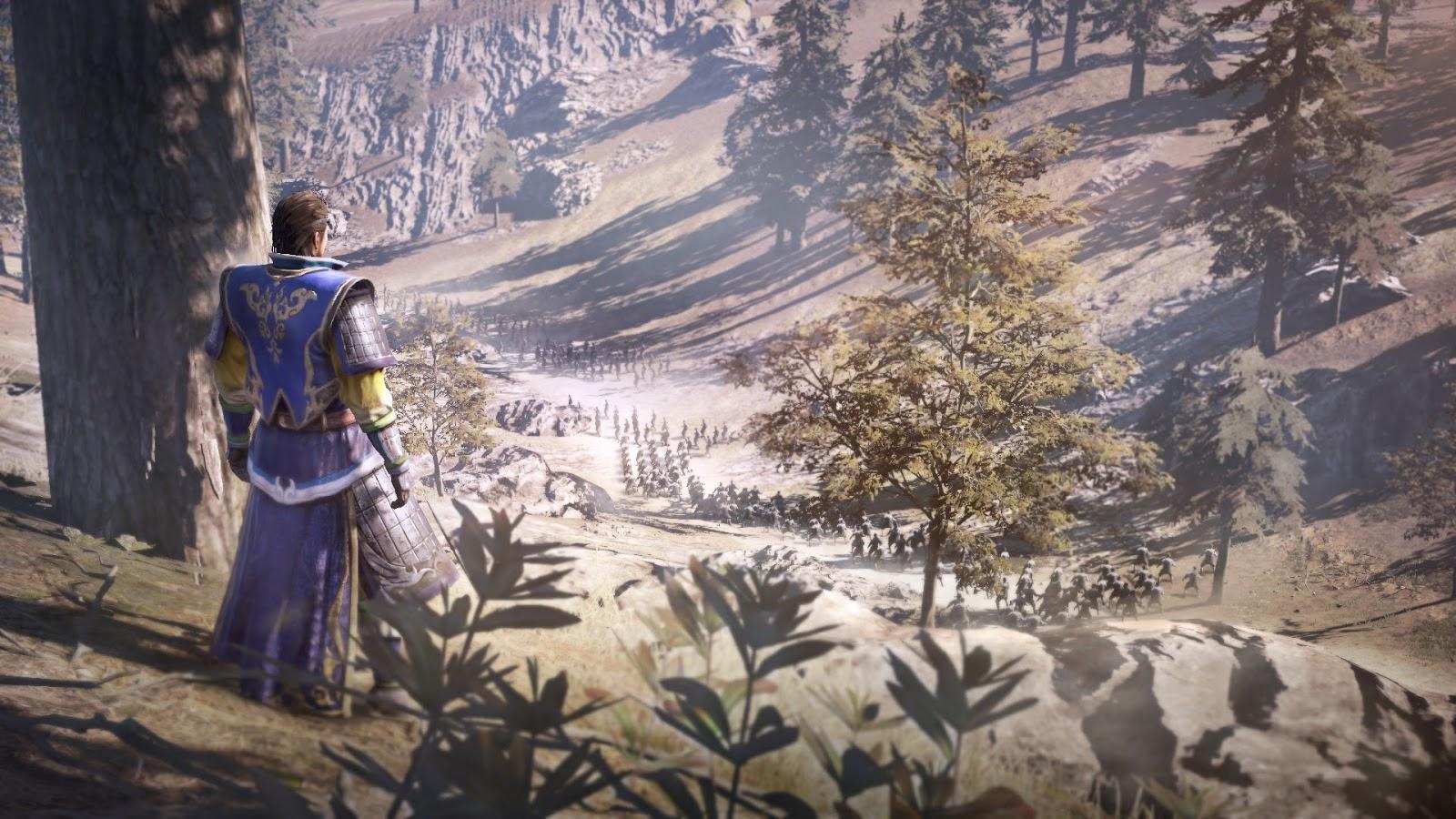 Dinasty Warriors 9 confirma plataformas y desvela personajes novedosos 4