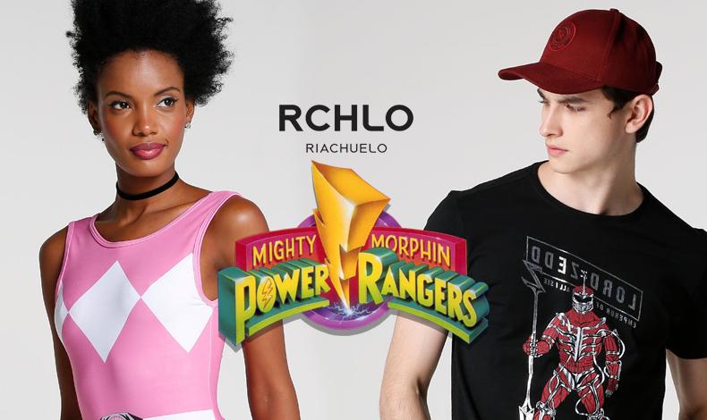7f095f43d0 Novas camisas de Power Rangers chegam na Riachuelo - Mega Power ...