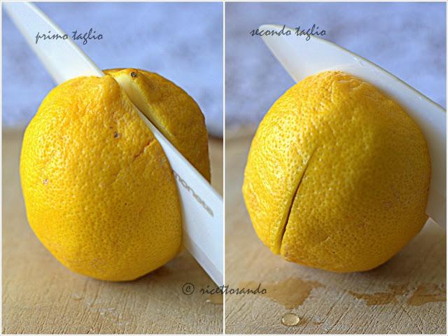 limoni confit preparazione