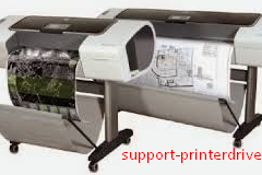 HP DesignJet T1100 Printer Driver Download