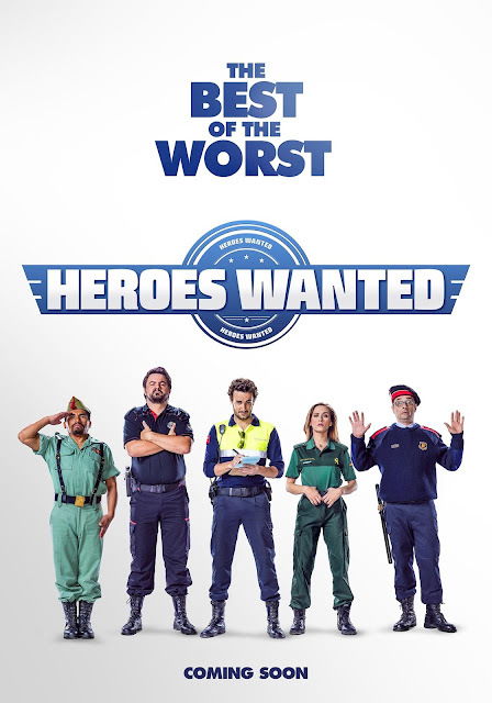 Heroes Wanted (2016) ταινιες online seires oipeirates greek subs