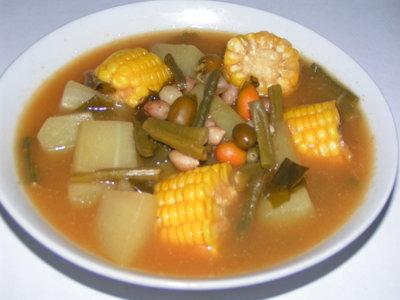 Resep sayur asem Jakarta dan cara membuatnya