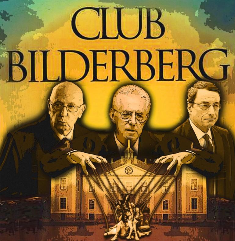 Resultado de imagen para marionetas del club bilderberg