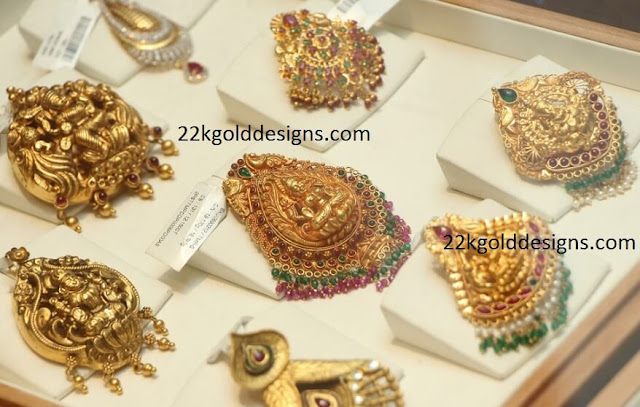 Reliance Jewels Gold Pendant Designs