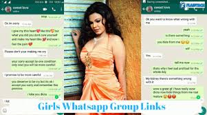 Indian Girl whatsapp group link Join ~ Girl WhatsApp Group Join