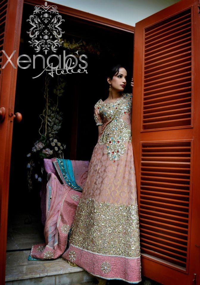 New Bridal Dress In Pakistan Asian Bridal Wear