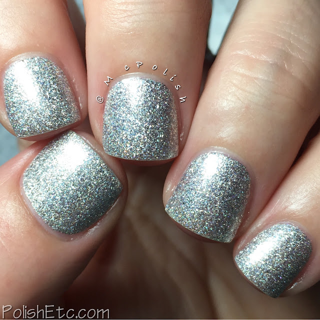 Great Lakes Lacquer - Freshly Fallen Snow - McPolish