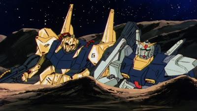 MS ZETA Gundam Episode 10 Subtitle Indonesia