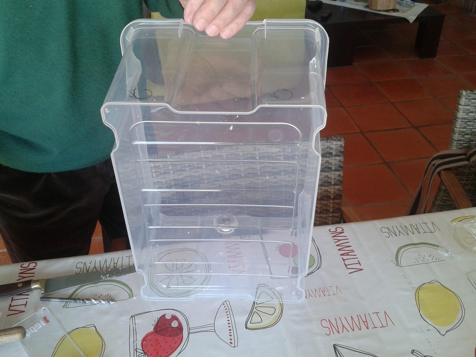 Pelki blog filtro para estanque for Estanque con plastico