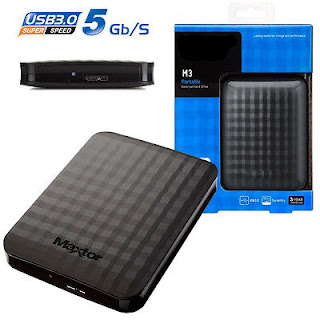 HARD DISK MAXTOR 500GB