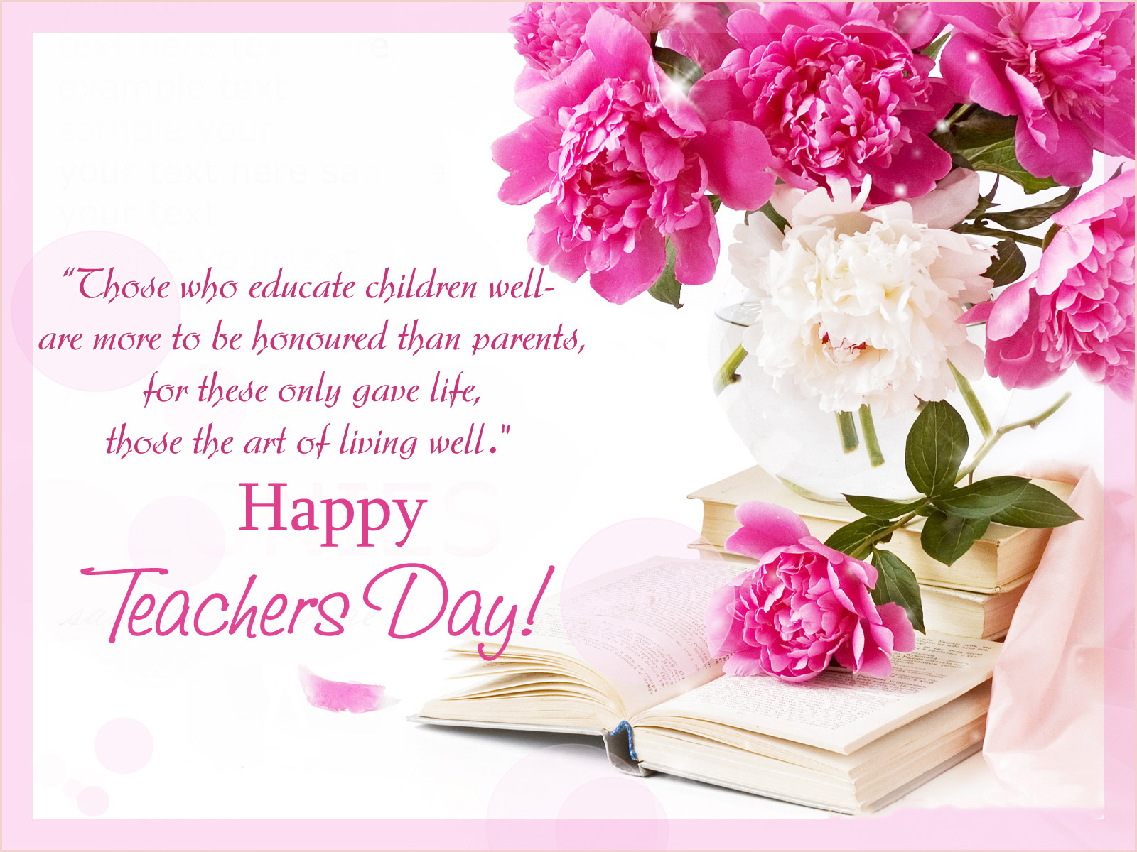 Happy teacher day 2017 special picture hd wallpaper images happy happy teacher day kristyandbryce Images