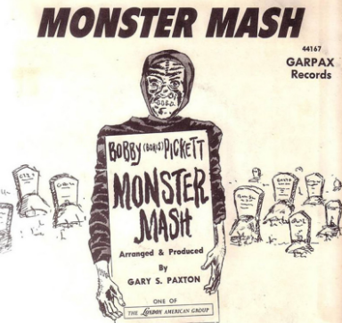 """Lirik Lagu Monster Mash"""