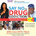 YOUTH CONFERENCE TO SAY NO TO DRUG ADDICTION COMES ALIVE IN LAGOS