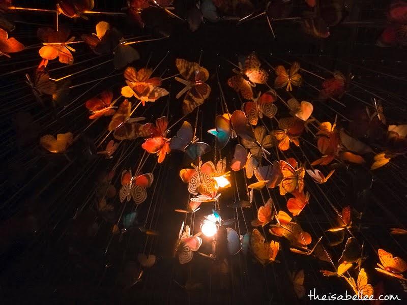 The Iron Fairies KL Butterfly Room closeup