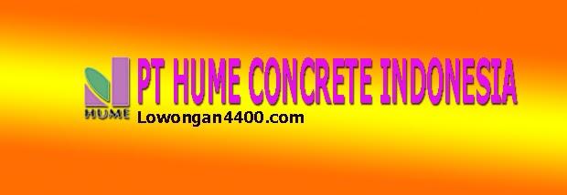 Lowongan Kerja PT. Home Concrete Indonesia Jababeka Cikarang