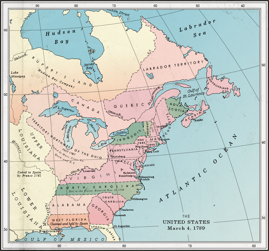 Alternate History Weekly Update: Map Monday: Alternate North ...