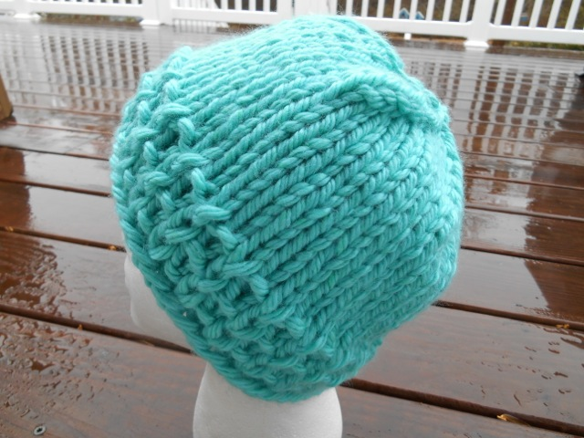 Knitting Patterns For Bulky Weight Yarn : Knitting with Schnapps: Introducing Reticulated Hope!