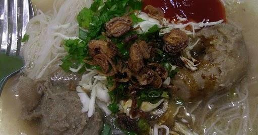 bakso  resepi  sarangan Resepi Mee Goreng Kelantan Enak dan Mudah