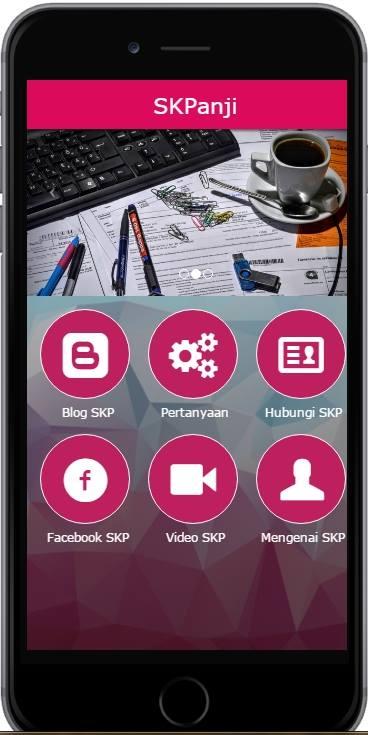 Aplikasi Android Skpanji Ver 2 1 Klik Sini