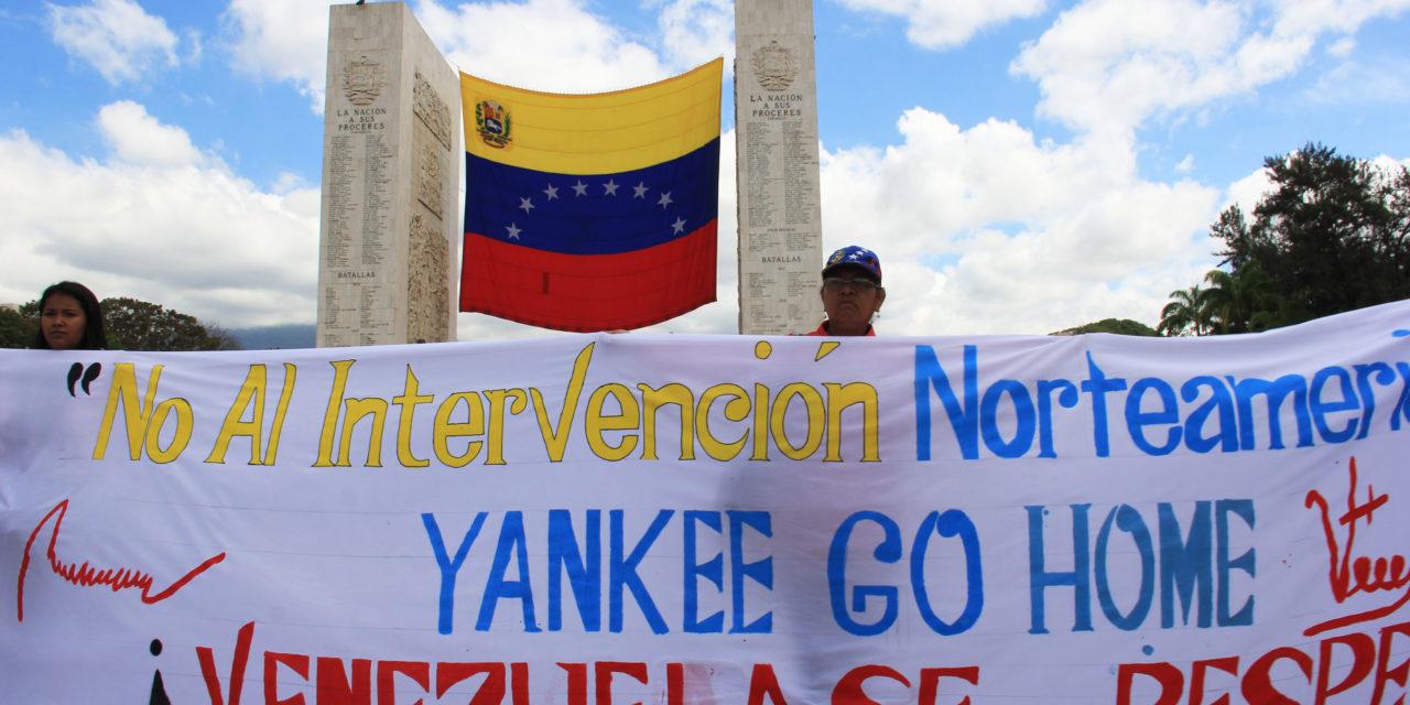 """¿Cuáles son las sanciones de EEUU que según algunos """"han provocado"""" la caída del comunismo en Venezuela?"""