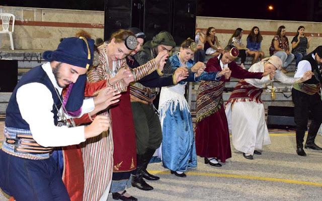 Στο Μακροχώρι έκανε...στάση το Φεστιβάλ Παραδοσιακών Χορών Δήμου Βέροιας (Video)