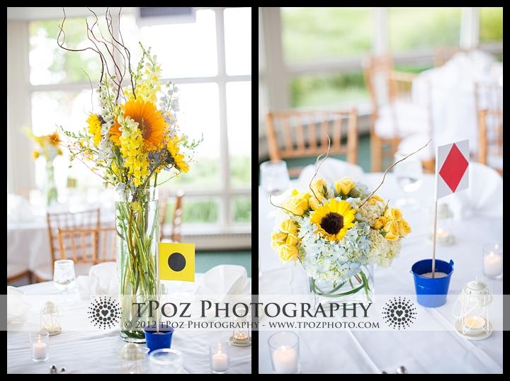 My Flower Box Events Wedding Centerpiece