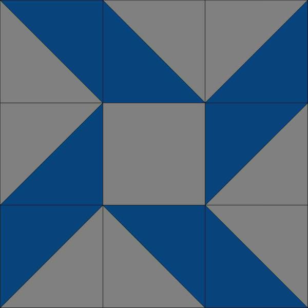 Eccentric Star 3 Quilt Block | DevotedQuilter.blogspot.com