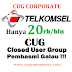 Cara Daftar Cug Corporate Telkomsel 2017